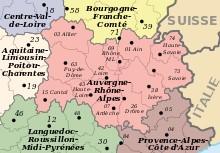 Déménageurs Auvergne Rhône Alpes